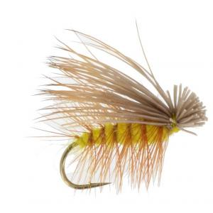 A Elk Hair Caddis Fly