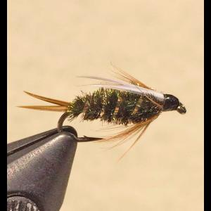 A Prince Nymph Fly